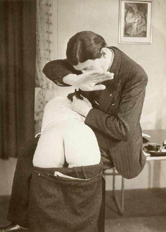 Are absolutely otk vintage spanking